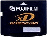 Fujifilm xD-Picture Card type H 256MB (42100025)