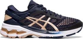 Asics Gel-Kayano 26 midnight/frosted almond (Damen) (1012A457-400)