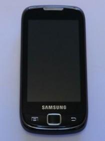Samsung Galaxy 551 schwarz