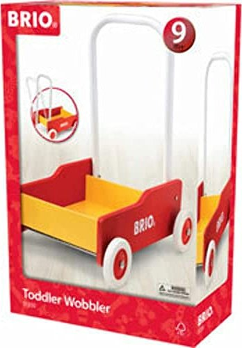 BRIO Toddler Wobbler red/yellow (31350) -- via Amazon Partnerprogramm