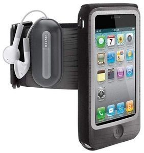 Belkin FastFit sports Wristlet for iPhone 4 (F8Z611)