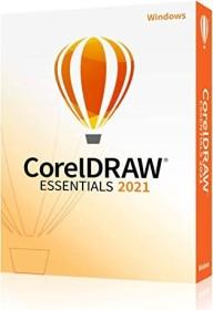 Corel CorelDraw Essentials 2021 (deutsch) (PC) (CDE2021DEMBEU)
