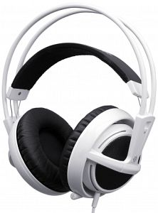 SteelSeries Siberia v2 Full-size Headset weiß (51100)
