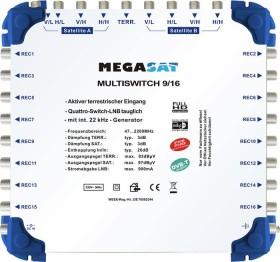 MegaSat 9/16-Multischalter (0600153)