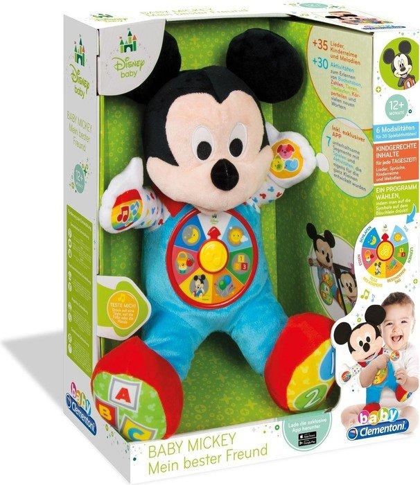 Clementoni Baby Mickey Mein bester Freund (69013)