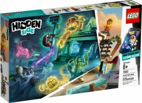 LEGO Hidden Side - Angriff auf die Garnelenhütte (70422)