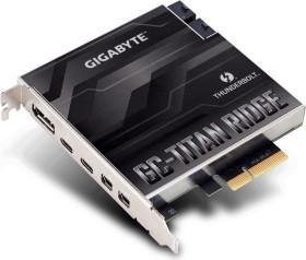 Gigabyte GC-Titan Ridge, PCIe 3.0 x4