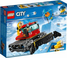 LEGO City Starke Fahrzeuge - Pistenraupe (60222)