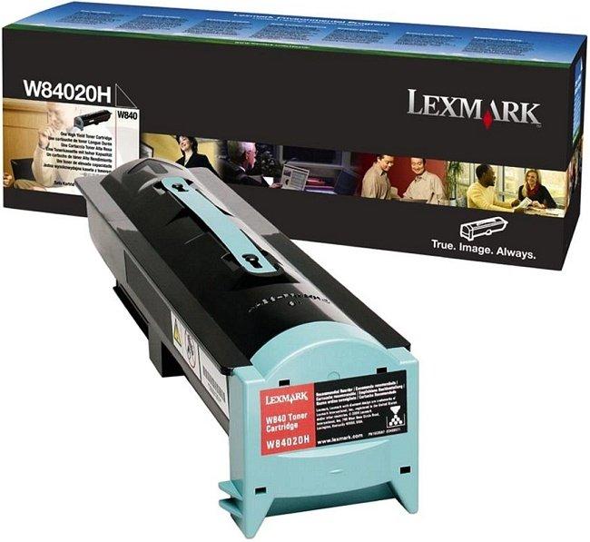 Lexmark Toner W84020H schwarz