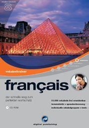 digital Publishing: interactive language tour V8: vocabulary trainer français (PC)