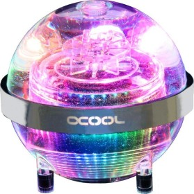 Alphacool Eisball Digital RGB inkl. Eispumpe VPP755 V.3, Ausgleichsbehälter (13324)