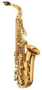 Yamaha YAS-275 Eb Alto Saxophone