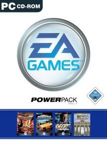 EA Games Power Pack (German) (PC)