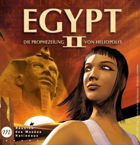 Egypt II - Die Prophezeihung von Heliopolis (German) (PC) -- via Amazon Partnerprogramm