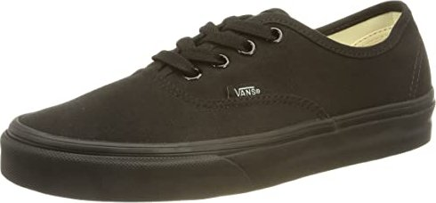 vans authentic schwarz 39