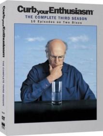 Curb Your Enthusiasm Season 3 (DVD) (UK)