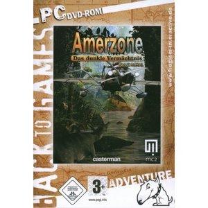 Amerzone - Das dunkle Vermächtnis (deutsch) (PC)
