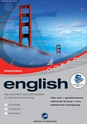 digital Publishing: interactive language tour V8: intensive course English (PC)