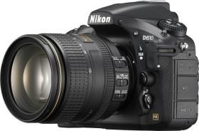 Nikon D810 schwarz mit Objektiv AF-S VR 24-120mm 4.0G ED (VBA410K001)