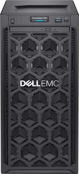 Dell PowerEdge T140, Xeon E-2124, 8GB RAM, 1TB HDD, PERC