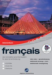 digital Publishing: interactive language tour V8: intensive course français (PC)