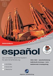 digital Publishing: interactive language tour V8: intensive course Spanish (PC)