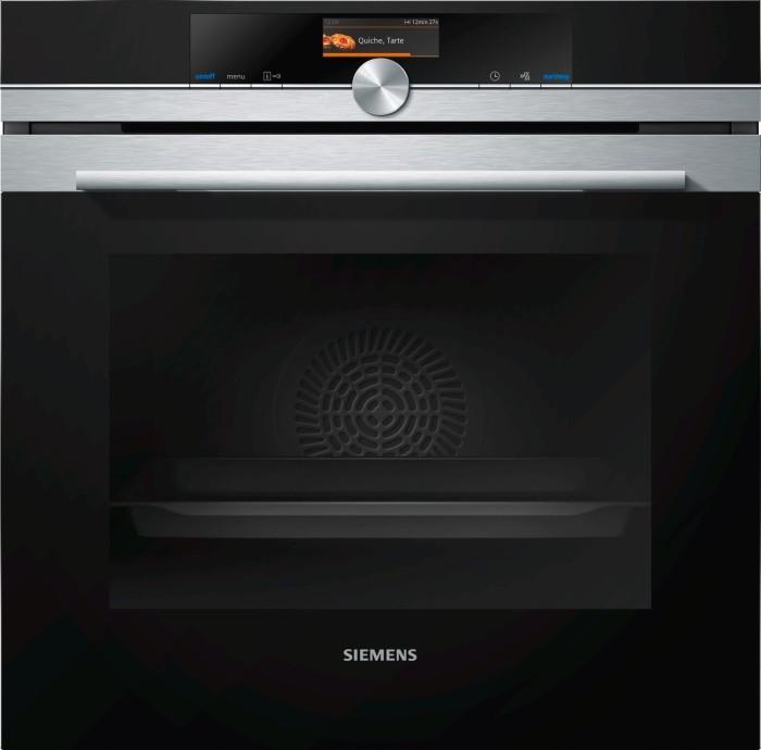 Siemens iQ700 HB676GBS1 Backofen