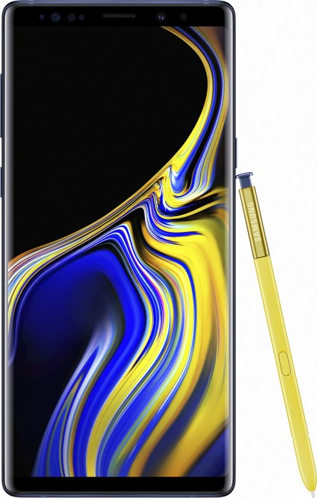 Samsung Galaxy Note 9 N960F 128GB blau