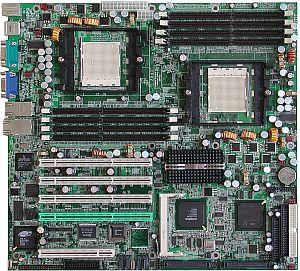 Tyan Thunder K8S Pro, AMD 8131/8111 [dual PC-3200 reg ECC DDR] (S2882UG3NR)