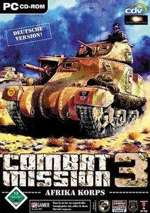 Combat Mission 3 - Afrika Korps (German) (PC)