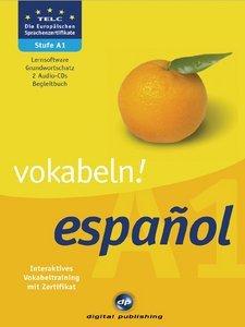 Digital Publishing Vokabeln! español A1 (PC)