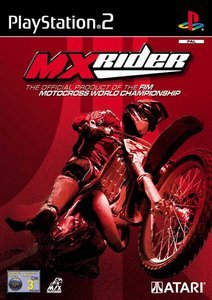 MX Rider (German) (PS2)