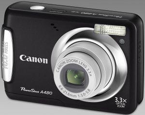 Canon PowerShot A480 black (3475B010)