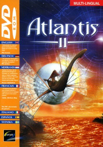 Atlantis 2 (niemiecki) (PC) -- via Amazon Partnerprogramm