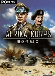 Afrika Korps vs. Desert Rats (German) (PC)