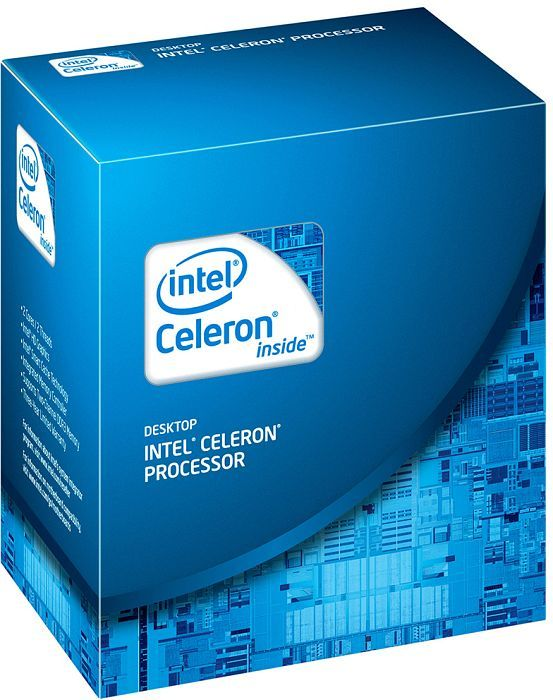 Intel Celeron Dual-Core G550, 2x 2.60GHz, boxed (BX80623G550)