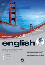 digital Publishing interactive language tour V8: Complete Course English (PC)
