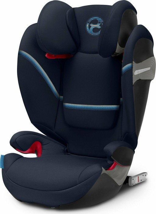 Cybex Solution S-Fix navy blue 2020 (520000579)