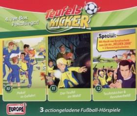 Teufelskicker 3er Box 4 - Pokalsieger!