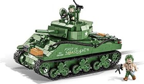 Cobi Historical Collection WW2 M4A3E2 Sherman (2550)