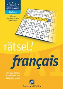 Digital Publishing: Rätsel! français A1 (deutsch) (PC)
