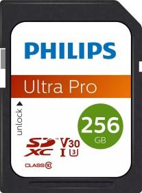 Philips Ultra Pro R100 SDXC 256GB, UHS-I U3, Class 10 (FM25SD65B/00)