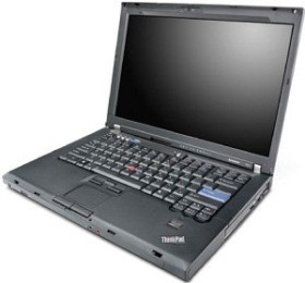 "Lenovo ThinkPad R61, Core 2 Duo T8300 2.40GHz, 2GB RAM, 120GB HDD, DVD+/-RW, 15.4"" (NF2DJGE)"