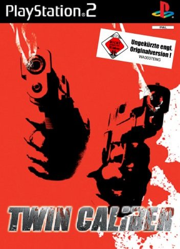 Twin Caliber (niemiecki) (PS2) -- via Amazon Partnerprogramm