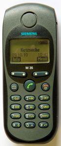 BenQ-Siemens M35i -- © bepixelung.org