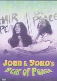 John & Yoko's Year of Peace (DVD)