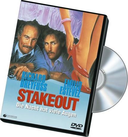 Stakeout - Die Nacht hat viele Augen -- via Amazon Partnerprogramm