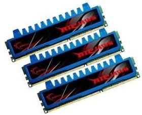 G.Skill RipJaws DIMM Kit 6GB, DDR3-1600, CL8-8-8-24 (F3-12800CL8T-6GBRM)