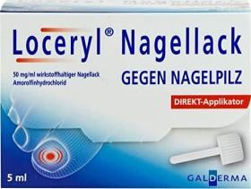 Bild Galderma Loceryl antimykotischer Nagellack mit Direkt-Applikator,    5ml