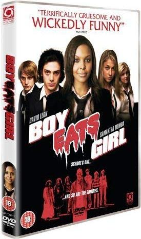 Boy Eats Girl (UK) -- via Amazon Partnerprogramm